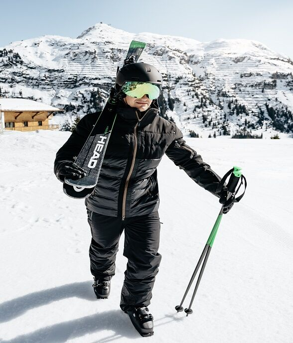 Skistokken