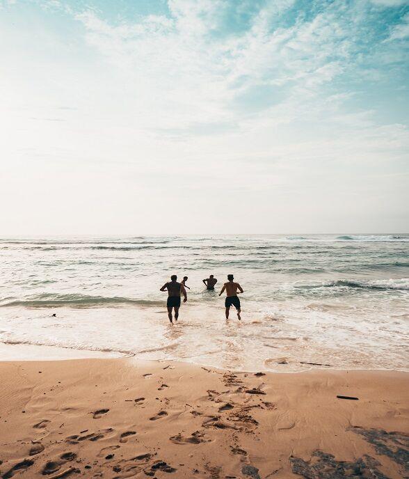 Strandkleding