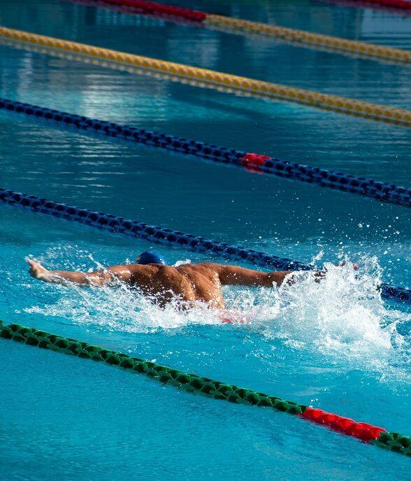 Wedstrijdzwemkleding
