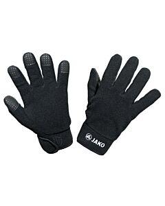 JAKO - Feldspielerhandschuhe - Zwart