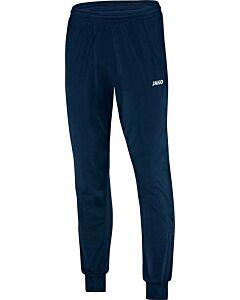 JAKO - Polyesterbroek Classico - marineblauw