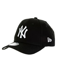 NEW ERA - K 940 MLB LEAGUE BASIC NEYYAN BLK/ - zwart