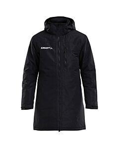 CRAFT - Jacket Parkas M - zwart