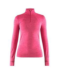CRAFT - Fuseknit Comfort Zip W - pink