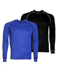 CRAFT - active 2 pack top men - Zwart-Blauw
