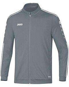 JAKO - polyestervest striker 2.0 - Grijs-Wit