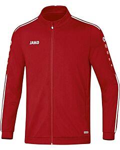 JAKO - polyestervest striker 2.0 - Rood-Wit