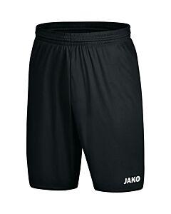 JAKO - short manchester 2.0 - Zwart