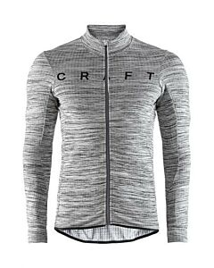 CRAFT - Reel Thermal Jersey M. - antraciet