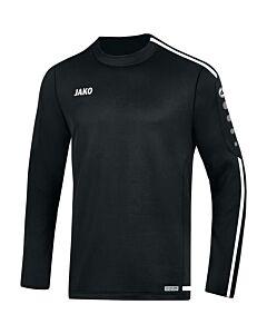 JAKO - sweater striker 2.0 - Zwart-Wit
