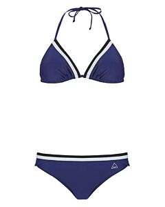 TWEKA - bikini set triangle removable - Marine