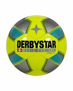 DERBYSTAR - derbystar futsal basic pro light - Geel-Blauw