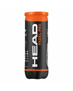 HEAD - padel pro - Geel