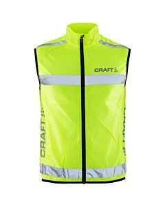 CRAFT - visibility vest - Geel