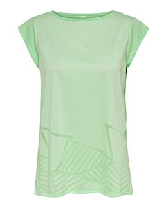 Only Play Magdalena ss burnout tee