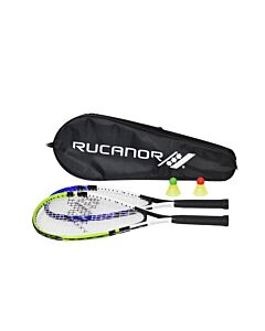 RUCANOR - Speedminton set - Blauw-Multicolour