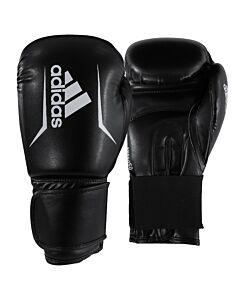 ADIDAS BOXING - Speed 50 zwart-wit - Zwart-Wit