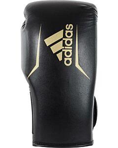 ADIDAS BOXING - Speed 75 zwart-goud - Zwart-Geel