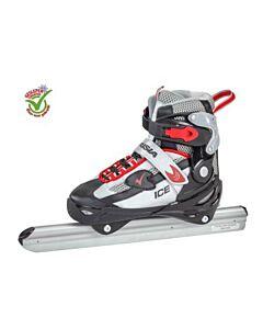 ZANDSTRA - Ov schaatsen - Grijs