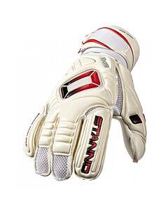 STANNO - glove sr ultimate grip - Wit-Rood