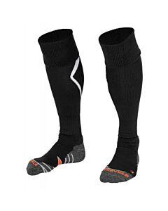 STANNO - stanno forza sock - Black/Black/White