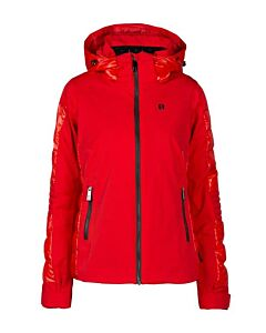 8848 Altitude - Aliza W. jacket - rood combi