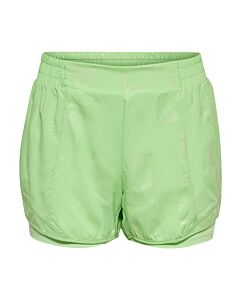 ONLY PLAY - onpmadi aop loose training shorts - Groen-Multicolour