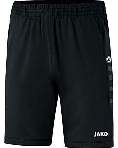 JAKO - Trainingsshort Premium - zwart