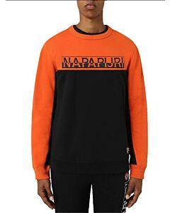 NAPAPIJRI - B-ICE Sweat Crew - zwart