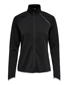 ONLY PLAY - onpperformance run brushed ls zip -