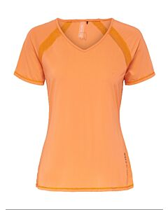 ONLY PLAY - onpperformance training ss v-neck - Rood-Multicolour