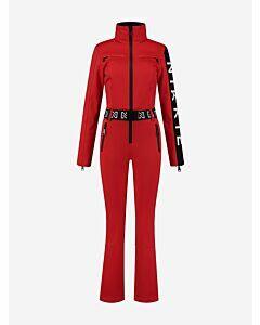 NIKKIE - Ski Jumpsuit - rood