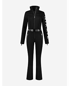 NIKKIE - Ski Jumpsuit - zwart