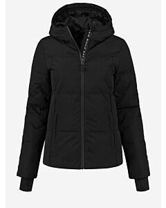 NIKKIE - NIKKIE Logo Ski Jacket - zwart