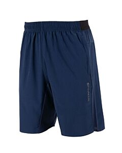 STANNO - stanno functionals woven short - Marine-Multicolour