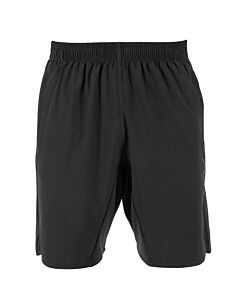 STANNO - stanno functionals woven short - Black/Black/White