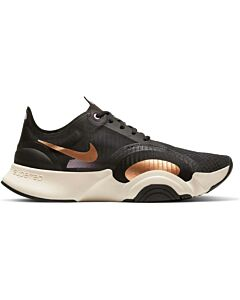 NIKE - nike superrep go women's training s - Wit