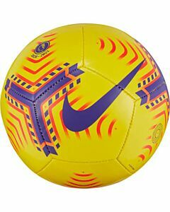 NIKE - premier league skills soccer ball - Geel