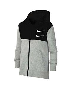 NIKE - nike sportswear swoosh big kids' (b - Zwart