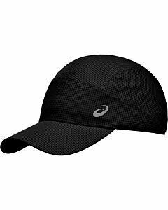 ASICS - lightweight running cap - Zwart-Multicolour