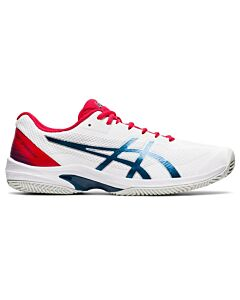 ASICS - court speed ff clay - Wit