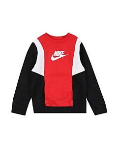 NIKE - nike sportswear amplify big kids' ( - Rood-Multicolour