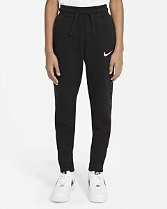 NIKE - nike sportswear swoosh fleece big k - Zwart-Wit