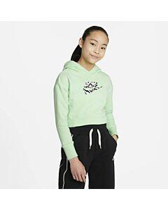 NIKE - nike sportswear big kids' (girls') - Groen