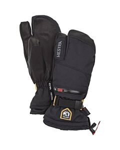 HESTRA - All mountain CZone 3 finger - zwart