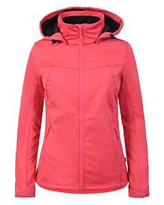 ICEPEAK - icepeak boise softshell jacket - Roze