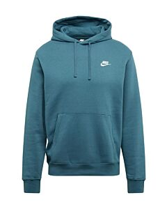 NIKE - nike sportswear club fleece pullove - Grijsdonker