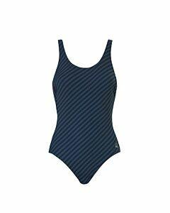 TWEKA - pool swimsuit lining cup - Groen-Zwart