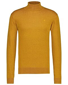 HAZE&FINN - Knit Roll neck - oranje