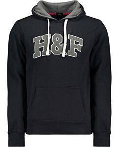 HAZE&FINN - Hoody H&F - marine combi
